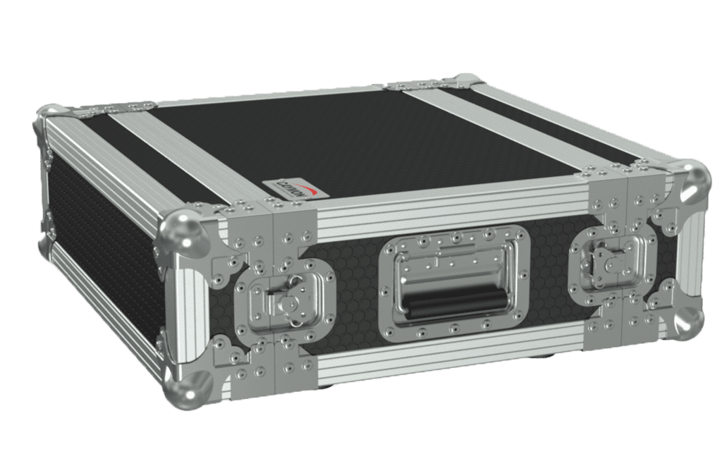 "FCX103 - 19"" flightcase - 3HE - 360mm depth"