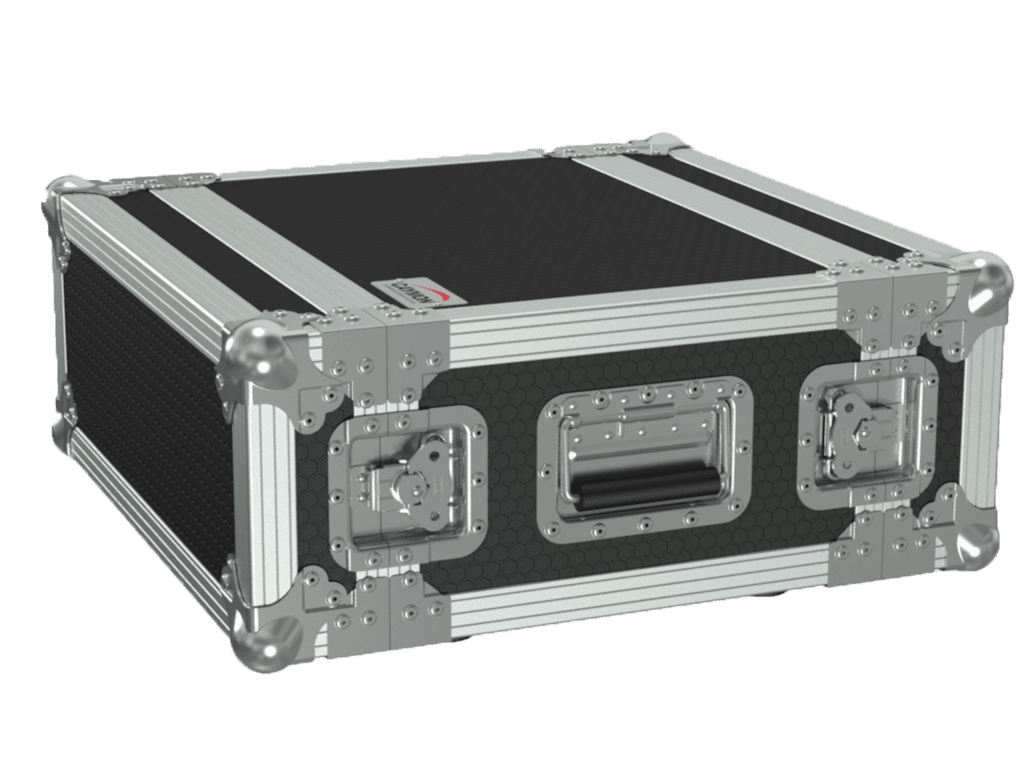 "FCX104 - 19"" flightcase - 4HE - 360mm depth"