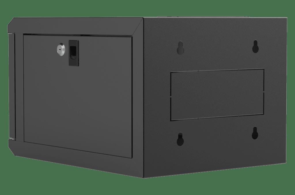 "NPR404 - Wall mounted 9.5"" / 10.5"" cabinet - 4 units - 420mm depth"