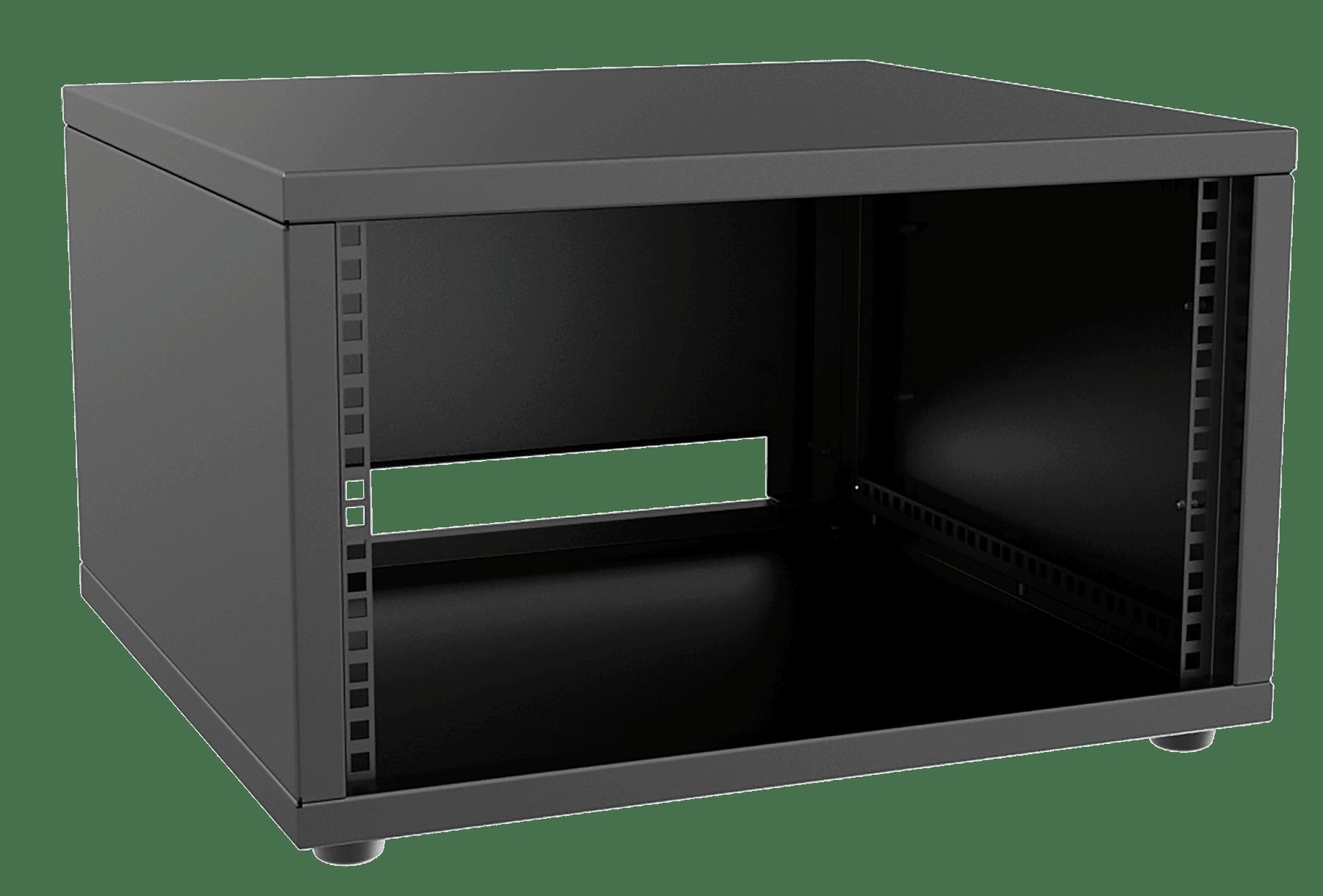 "PR206 - 19"" rack cabinet - 6 units - 500mm depth"
