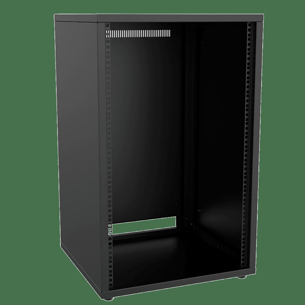 "PR218 - 19"" rack cabinet - 18 units - 500mm depth"