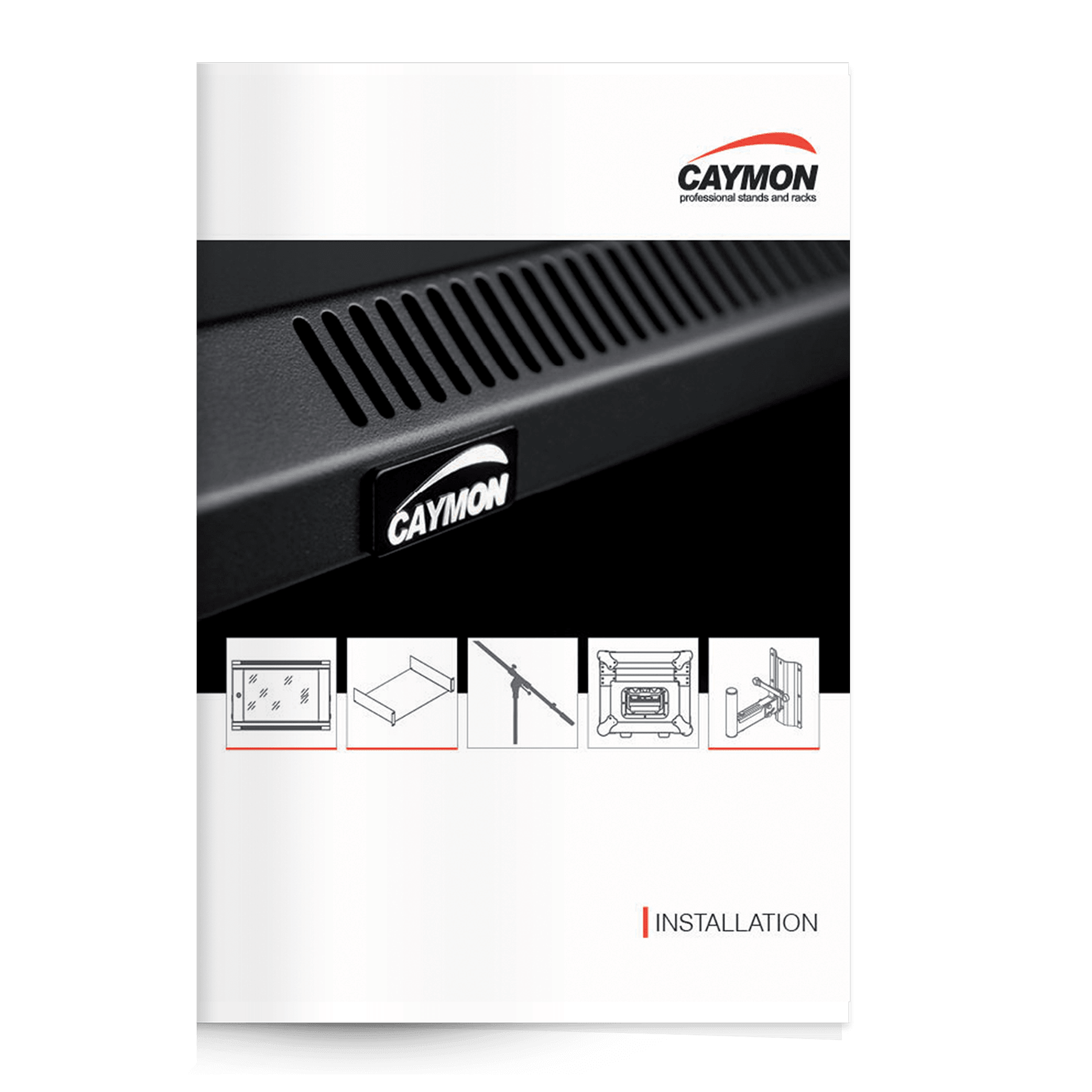 PROMO4071 - CAYMON installation folder 2.0