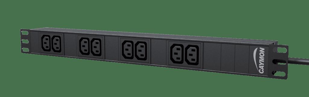 "PSR108E - 19"" power distribution unit - 8x IEC C13 socket"