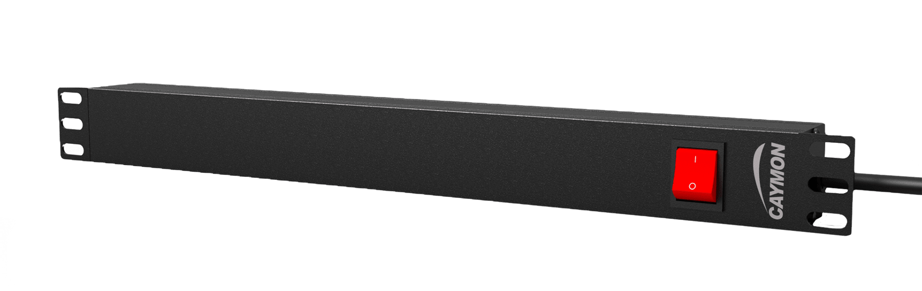 "PSR118FS - 19"" power distribution unit - 8x French socket + rear switch"