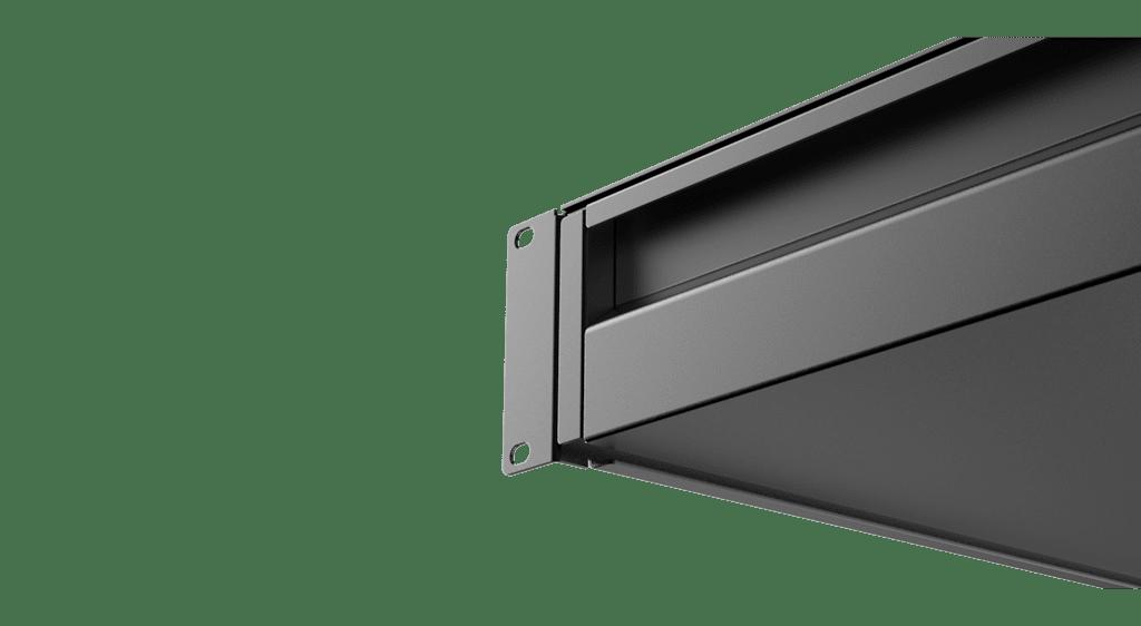 "RD220 - 19"" rack drawer - 2 unit"