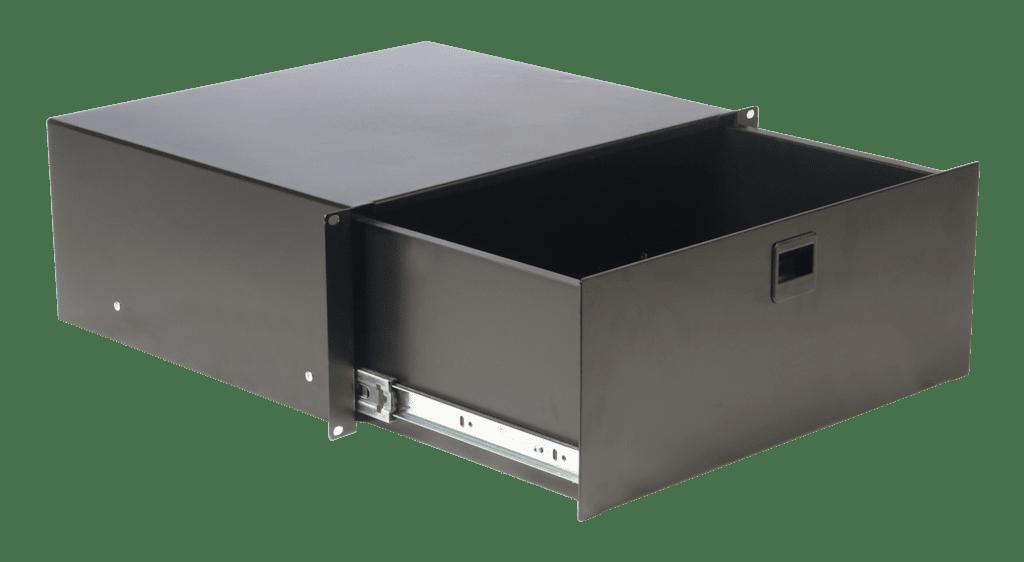 "RD410 - 19"" rack drawer - 4 unit"