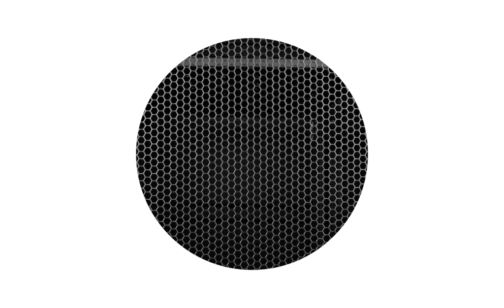 SPR18GL - Perforated grill door for 18HE SPR rack cabinet