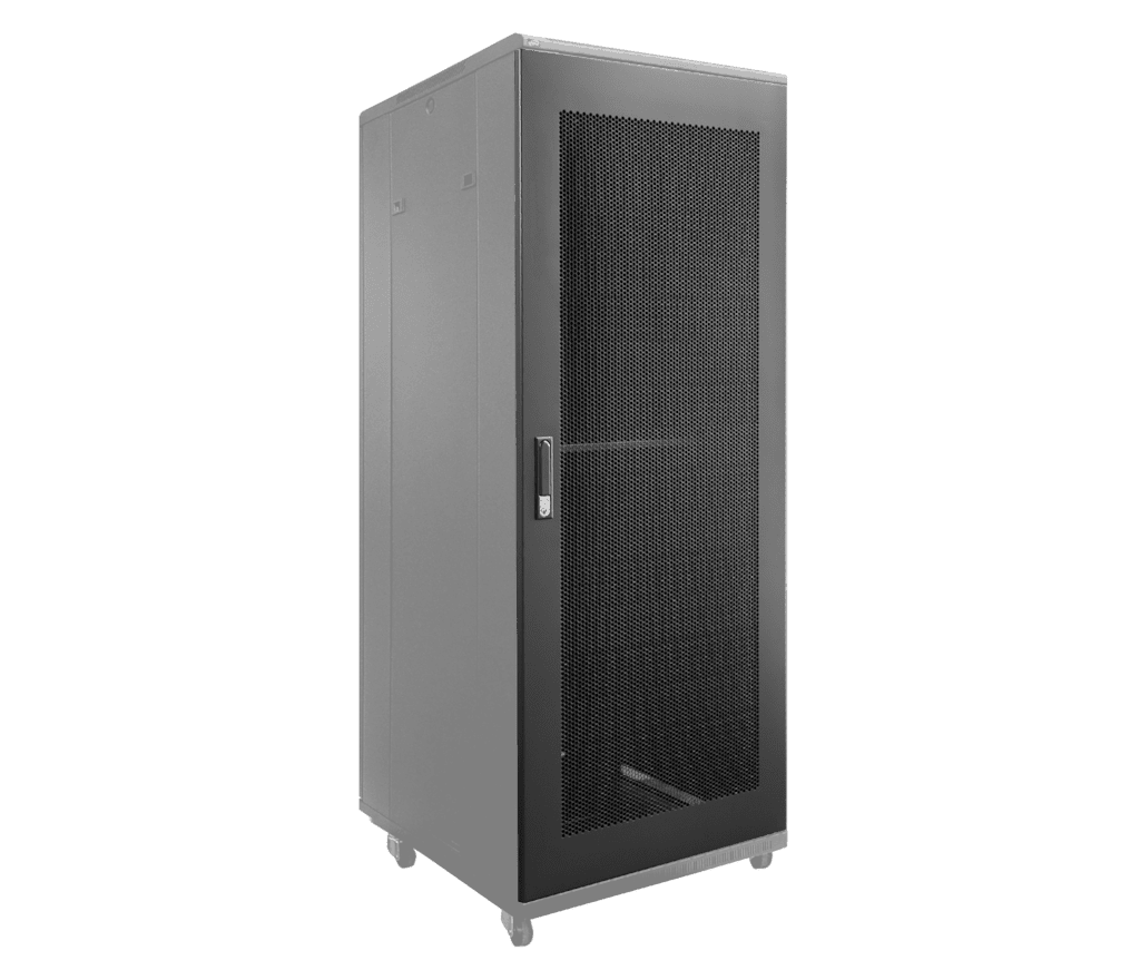 Perforated Grill Door For 32HE SPR Rack Cabinet