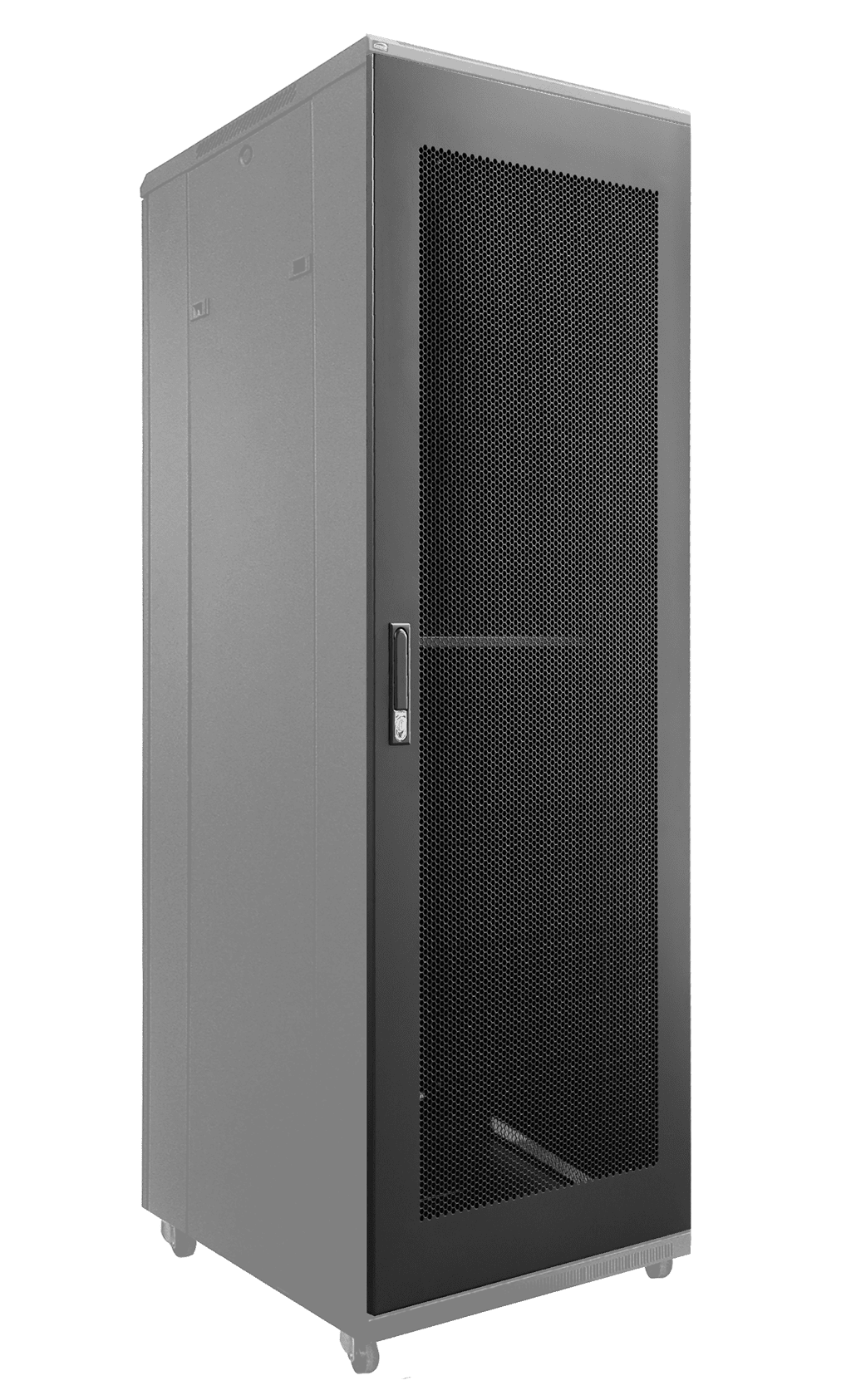 SPR42GL - Perforated grill door for 42HE SPR rack cabinet