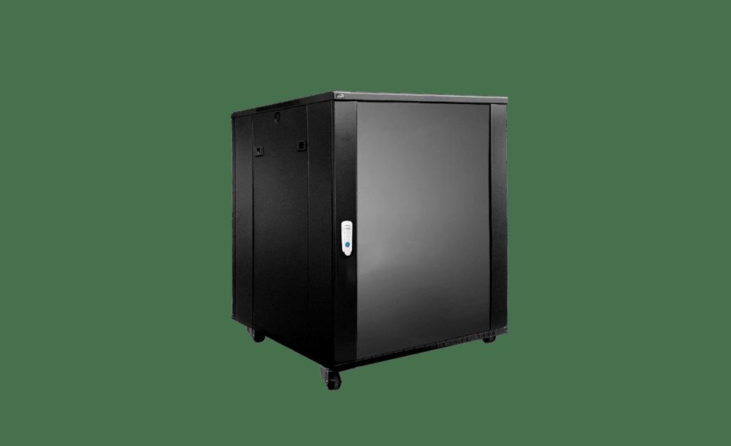 "SPR612 - 19"" rack cabinet - 12 units - 600mm W x 600mm D"