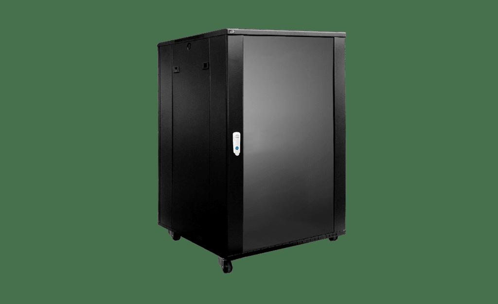 "SPR618 - 19"" rack cabinet - 18 units - 600mm depth"