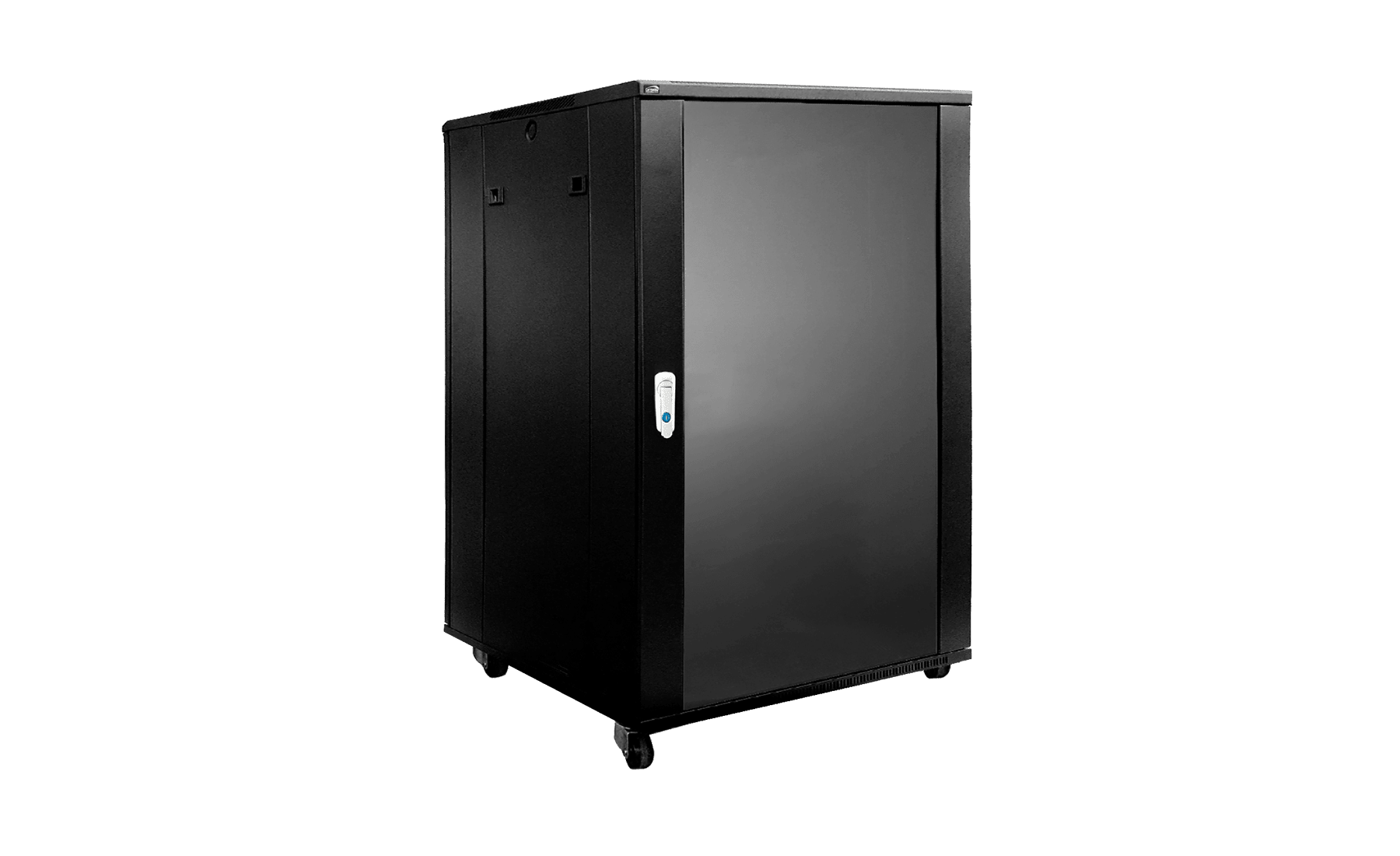 "SPR618 - 19"" rack cabinet - 18 units - 600mm W x 600mm D"