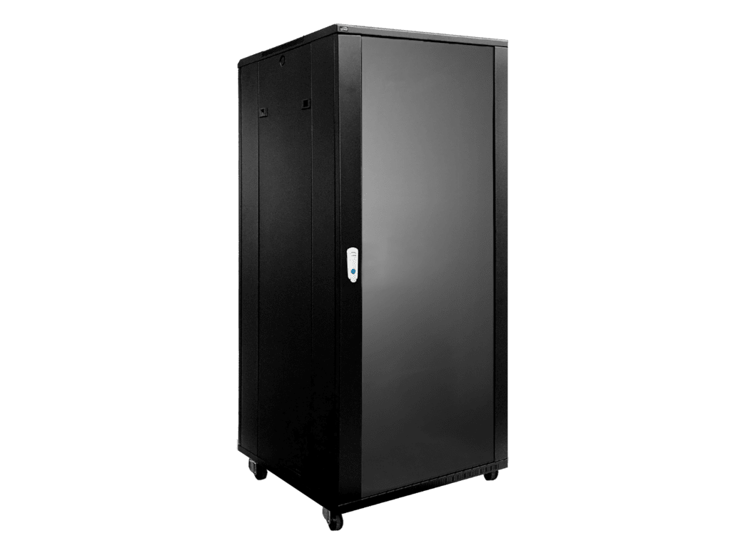 "SPR627 - 19"" rack cabinet - 27 units - 600mm depth"