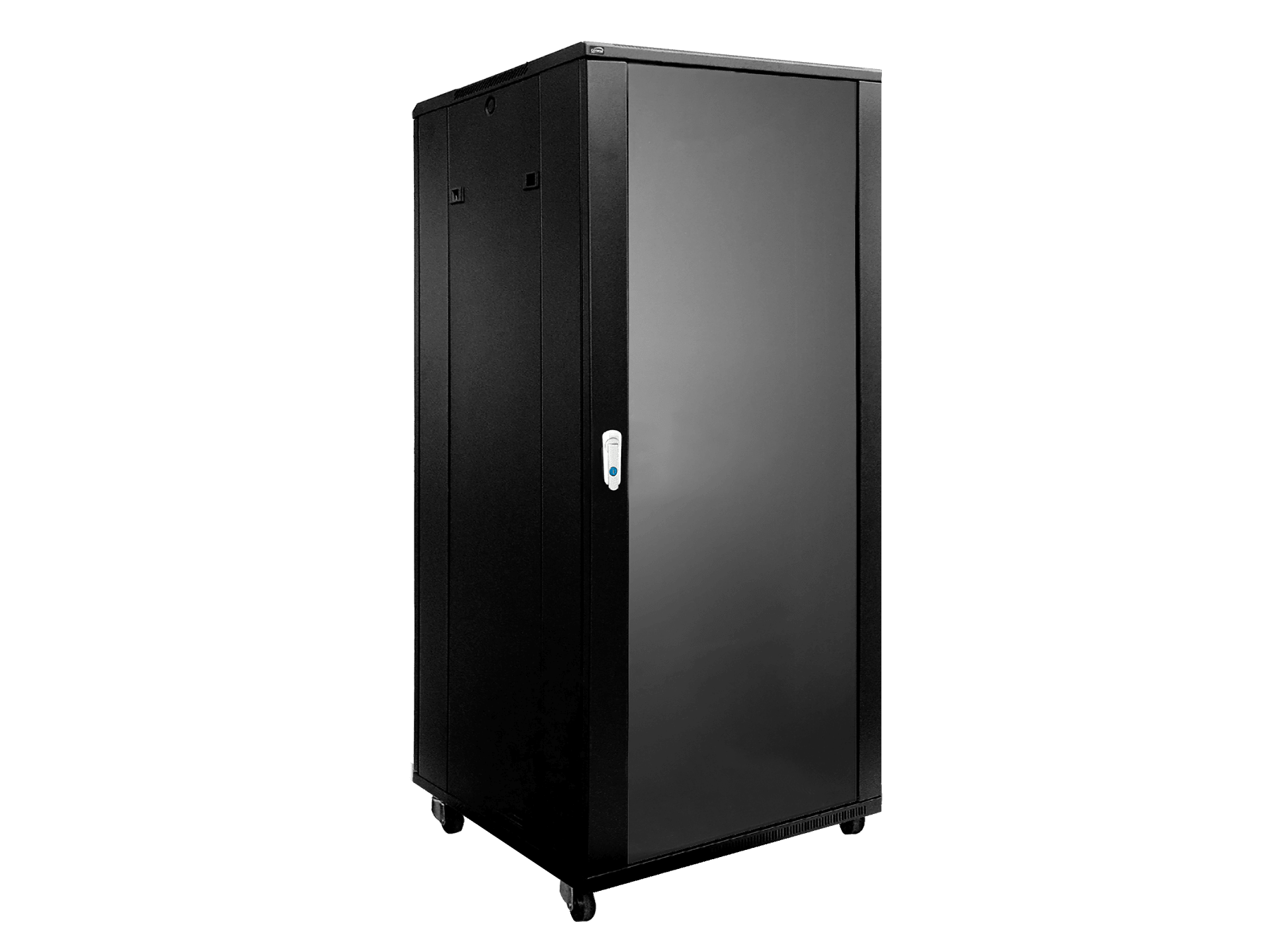 "SPR627 - 19"" rack cabinet - 27 units - 600mm W x 600mm D"