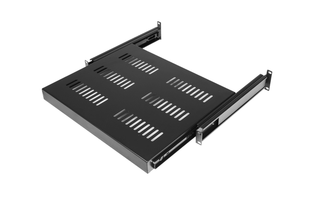 """SS160 - Sliding shelf for 19"""" rack cabinet"""