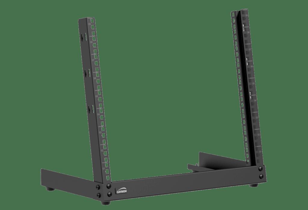 TPR309 - Desktop open frame rack - 9 units