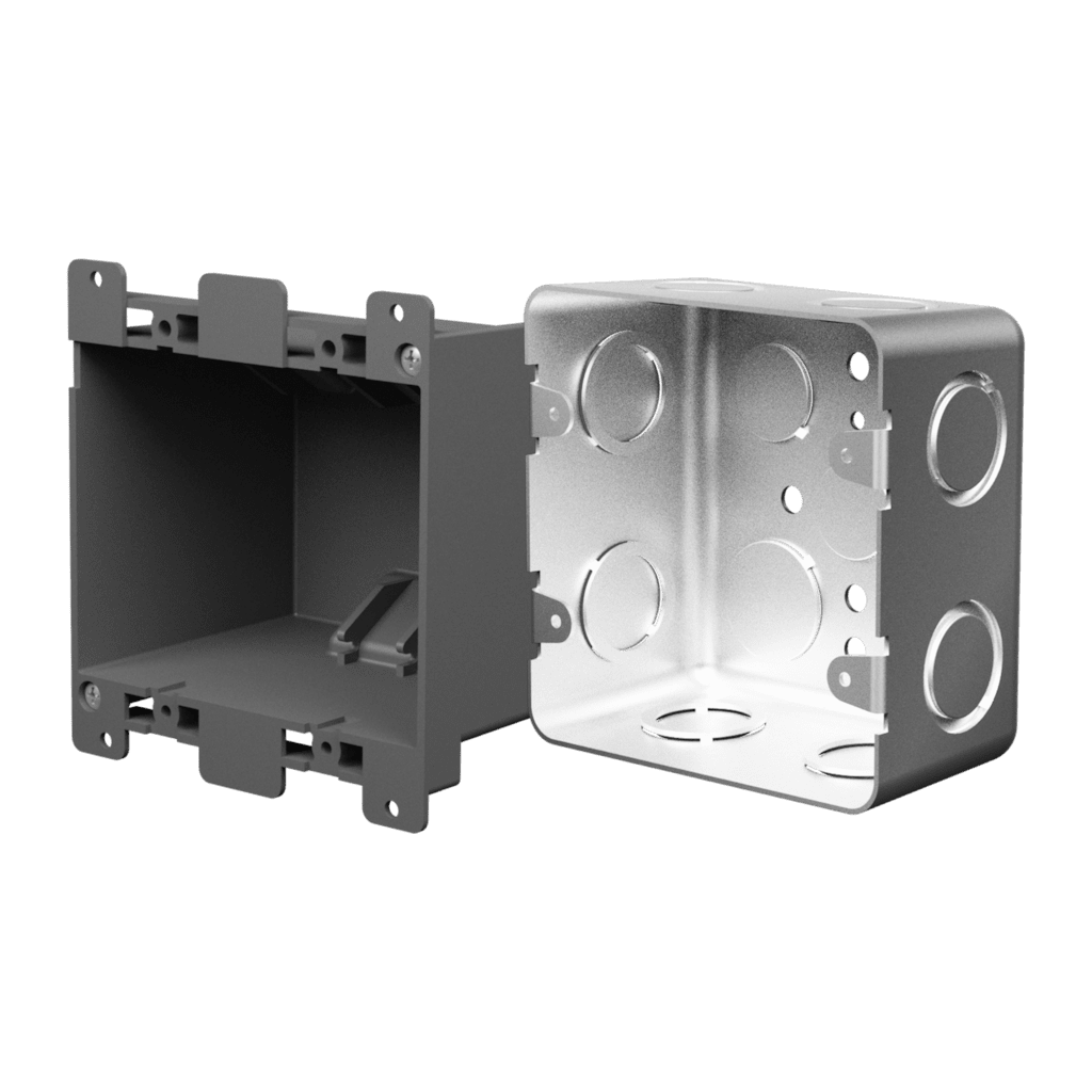 Flush mount boxes for CASY052