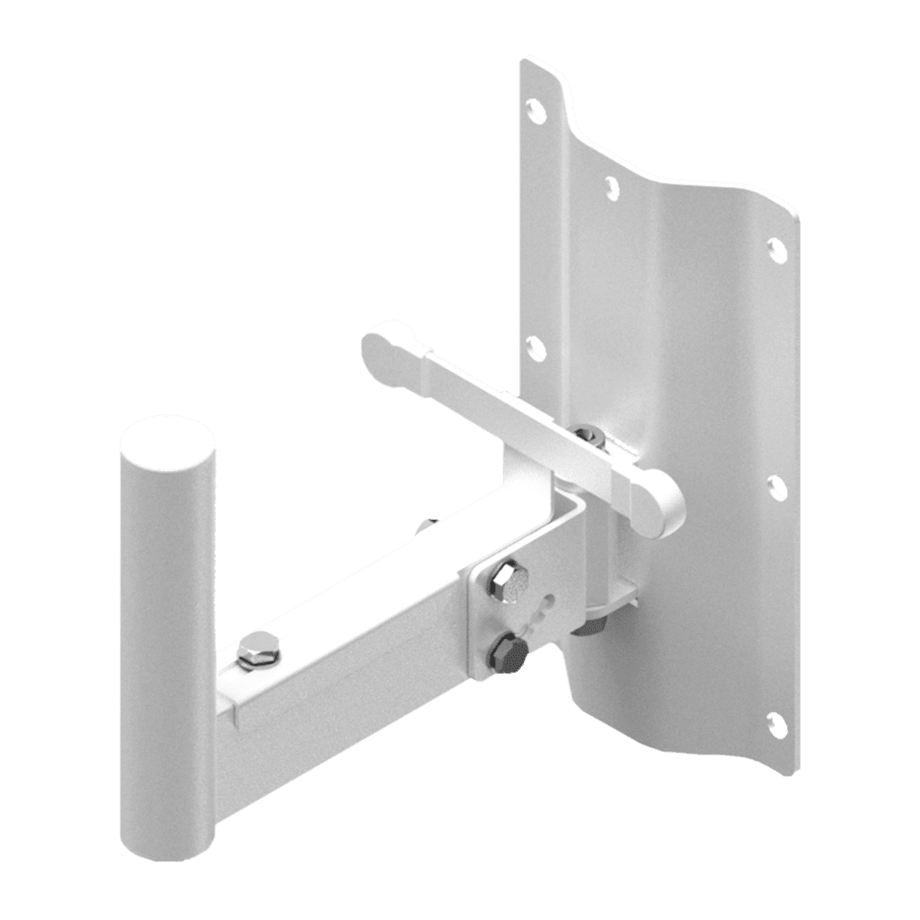 WLB25 - Speaker wall mount bracket - 35mm pole - 250mm