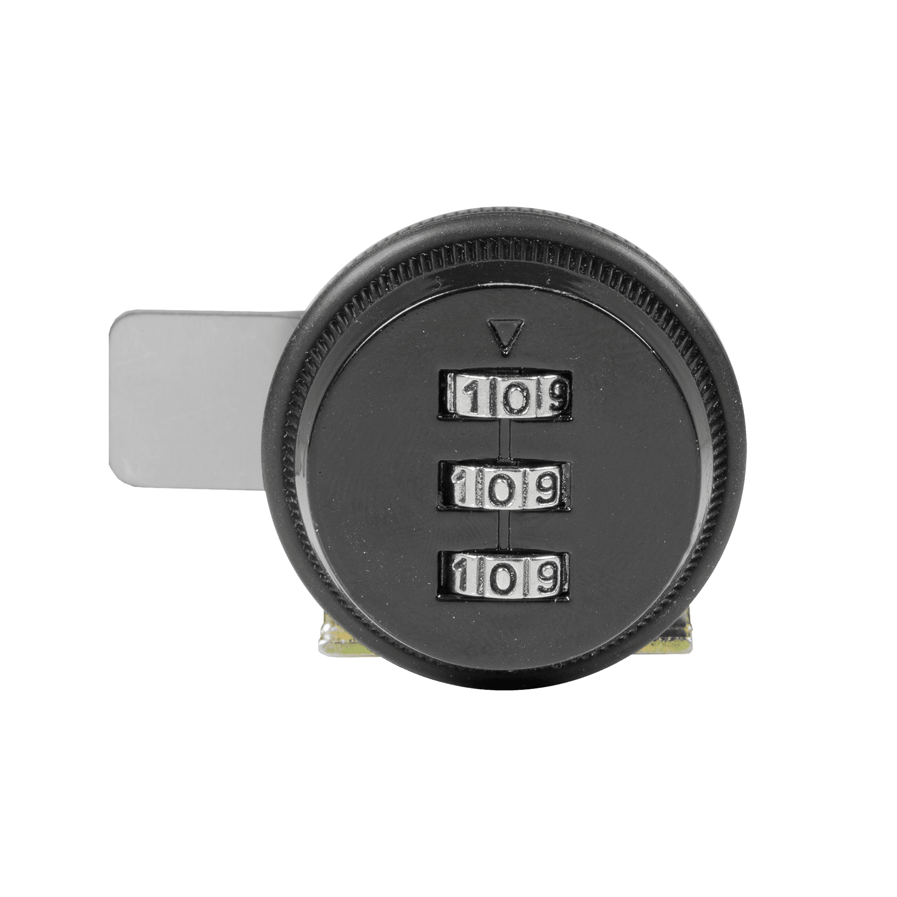 WPR10CL - Rotary code lock for WPR/HPR series cabinets - 3 digits