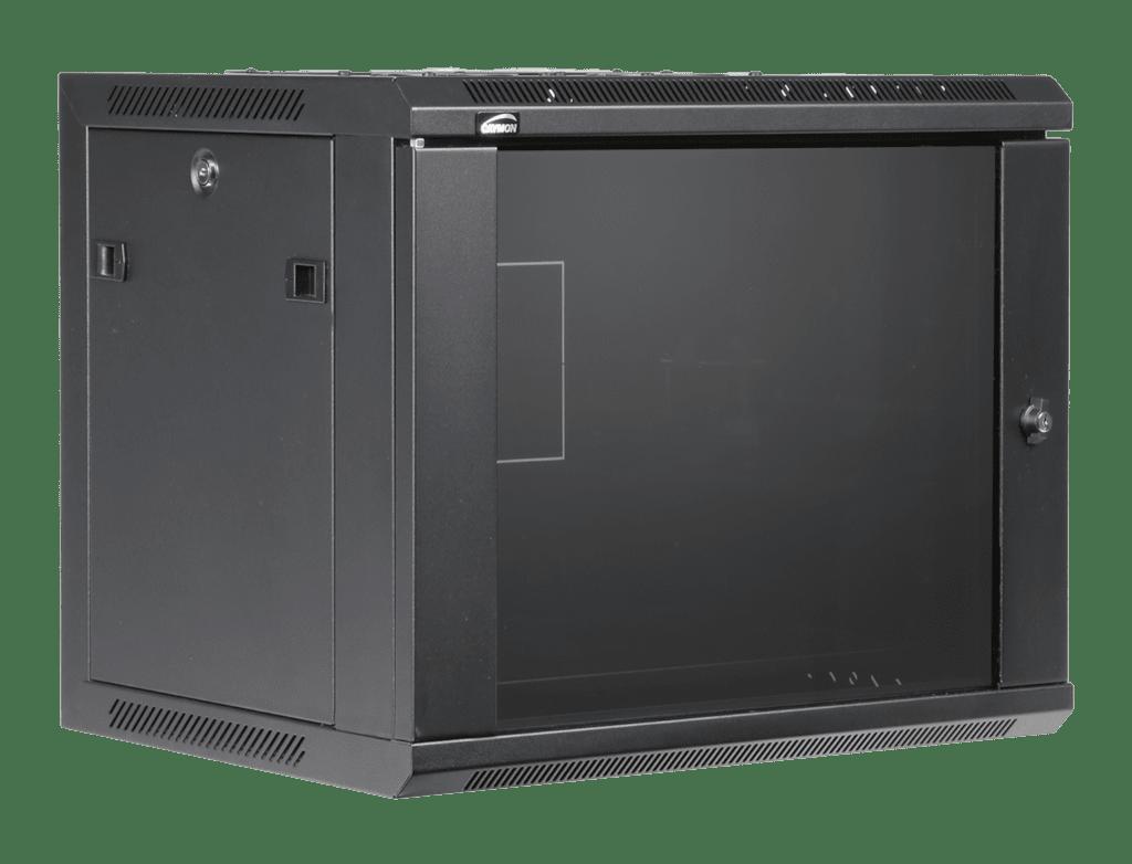 "WPR409 - 19"" wall mount rack - 9 units - 450mm depth"