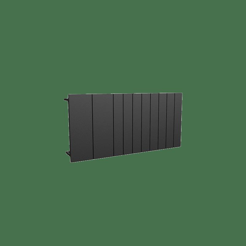 BDP06 - DIN rail blanking strip - 6 module - 10 strips