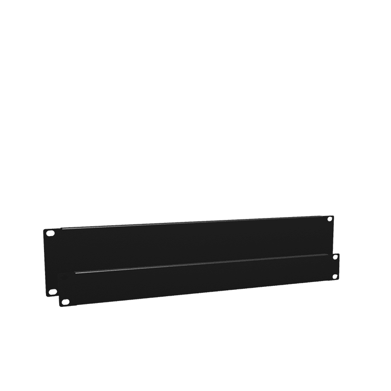 "BSFxxA Series - 19"" aluminum blind panels"