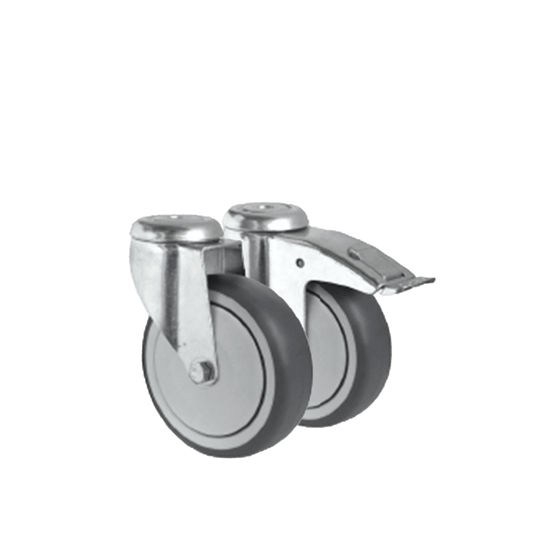 CAS106WS - Wheel set for OPR3xxA, OPR4xx and OPR5xxA racks