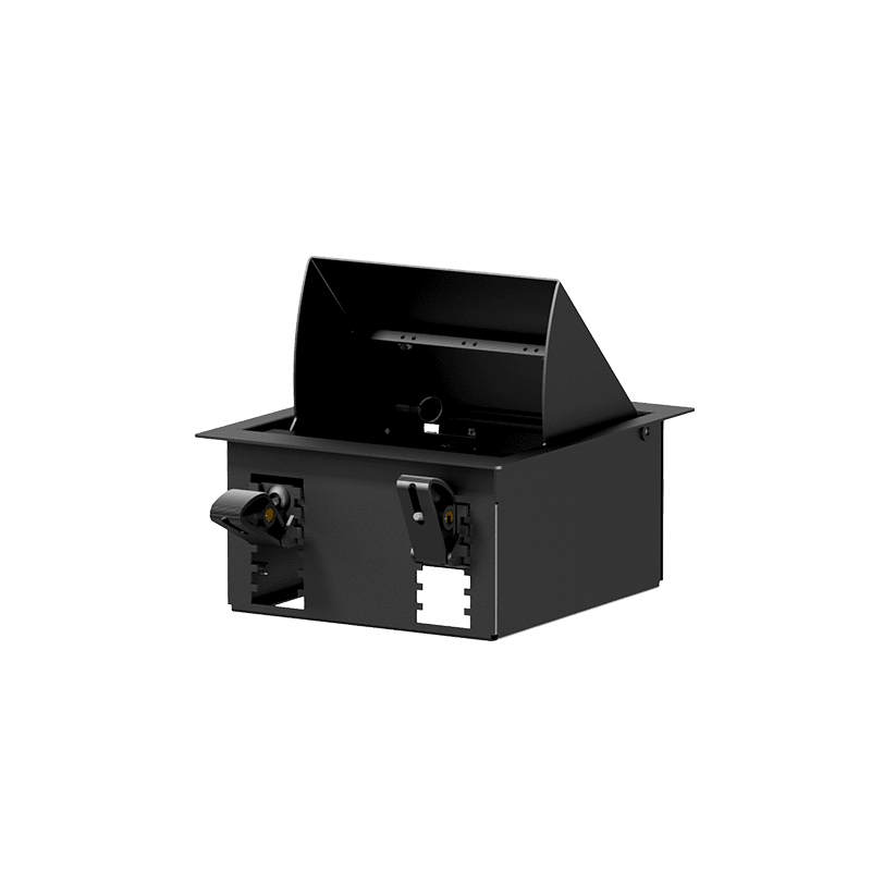 CASY024 - CASY In-table mount box - 4 space