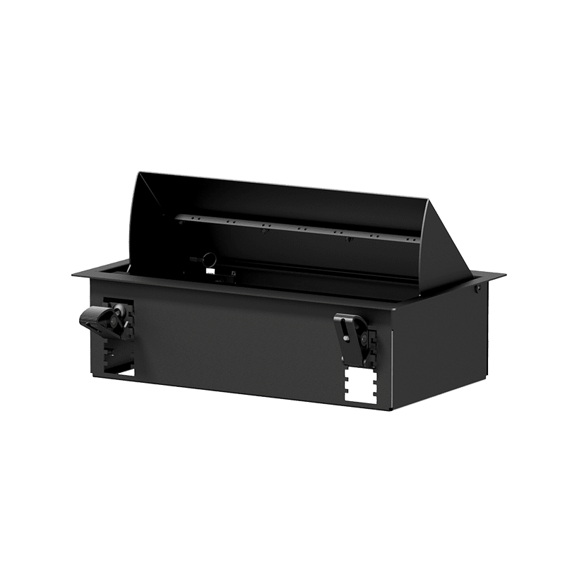 CASY028 - CASY In-table mount box - 8 space