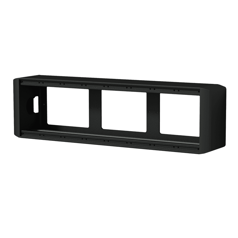 CASY038 - CASY on-wall chassis - 8 space