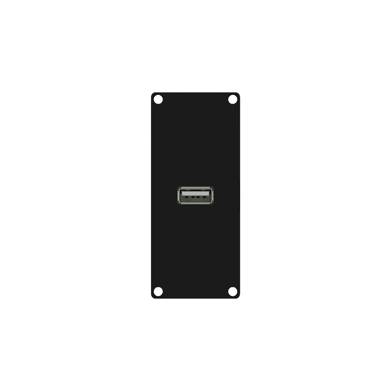 CASY161 - CASY 1 space USB 2.0 a gender