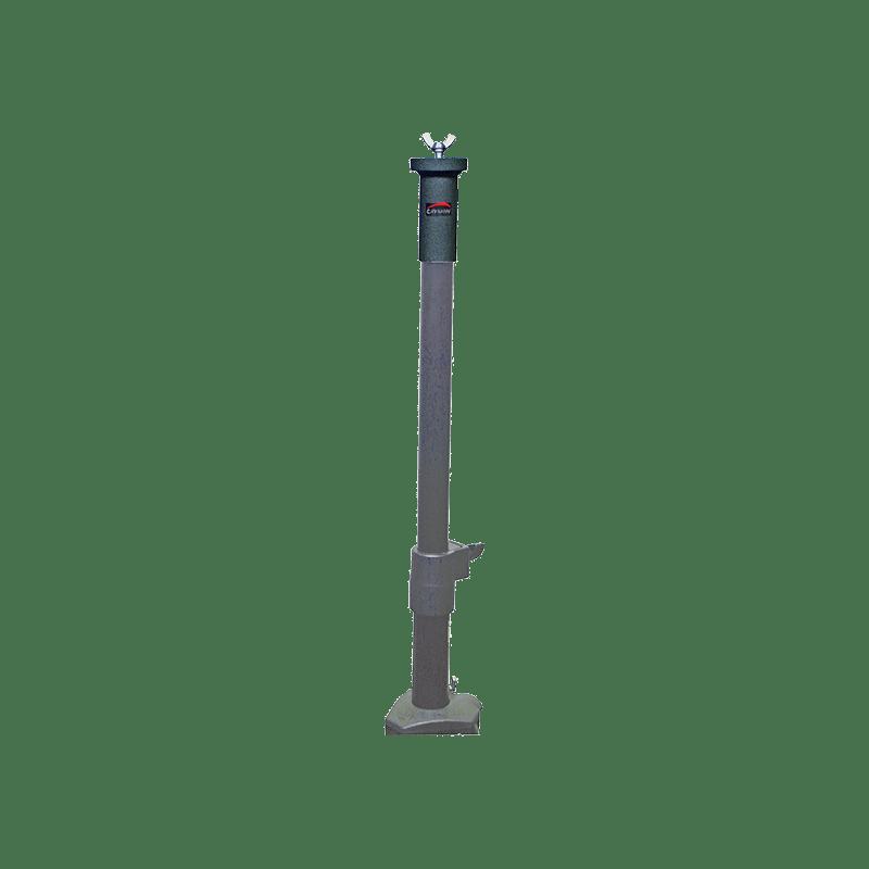 CST250 - Head base for speaker stand - 35 mm tube inside diameter