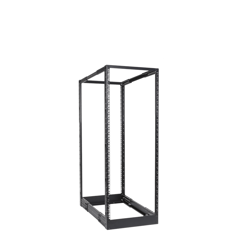 "DPR932 - 4-post 19"" open-frame rack - 32 units - 550~1015 mm depth"