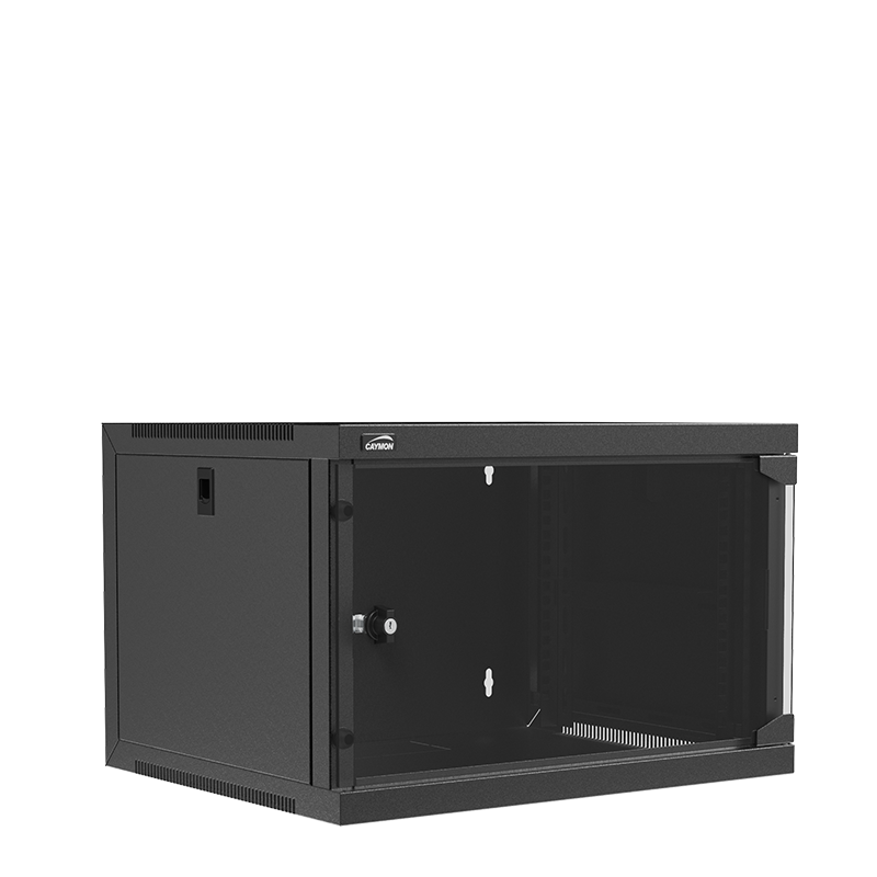 "EPR406 - 19"" wall rack - 6 units - 450 mm depth"