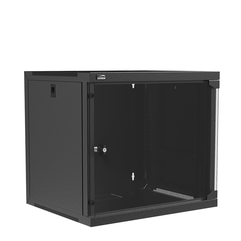 "EPR409 - 19"" wall rack - 9 units - 450 mm depth"