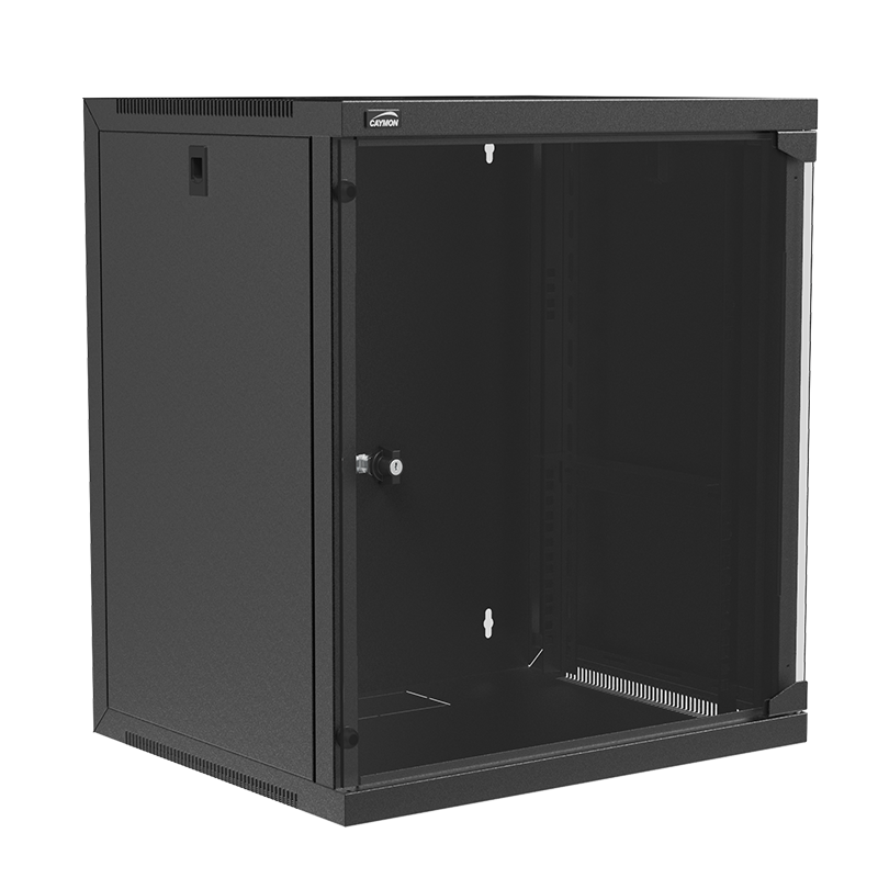 "EPR412 - 19"" wall rack - 12 units - 450 mm depth"