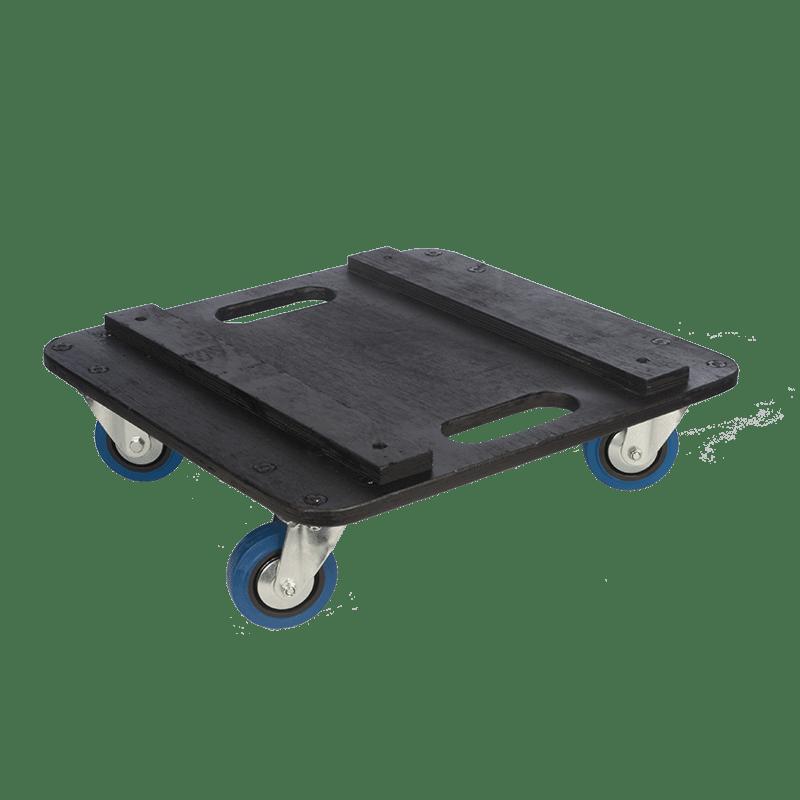 FCB104 - Caster board for flightcase -  530mm x 570mm