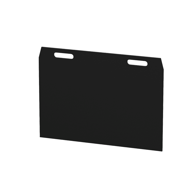 FCD075 - Flightcase divider plate - 749 x 549mm