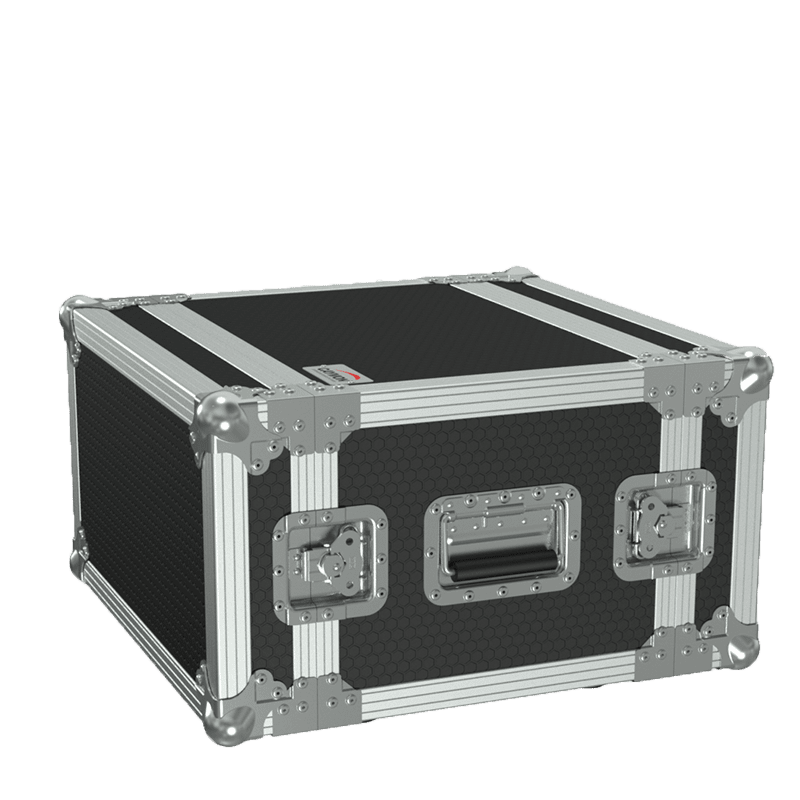 "FCX106 - 19"" flightcase - 6HE - 360mm depth"