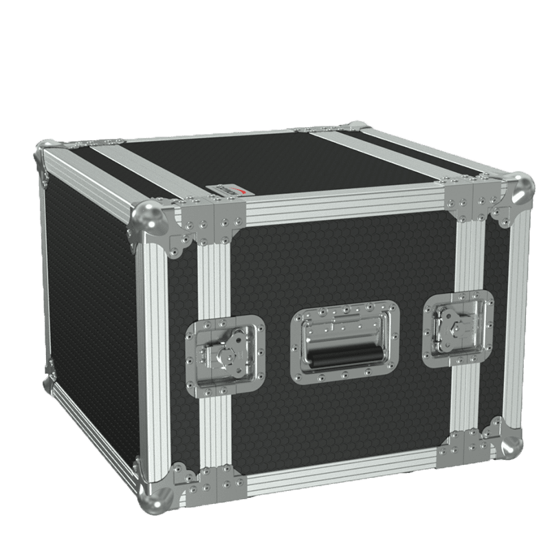 "FCX108 - 19"" flightcase - 8HE - 360mm depth"