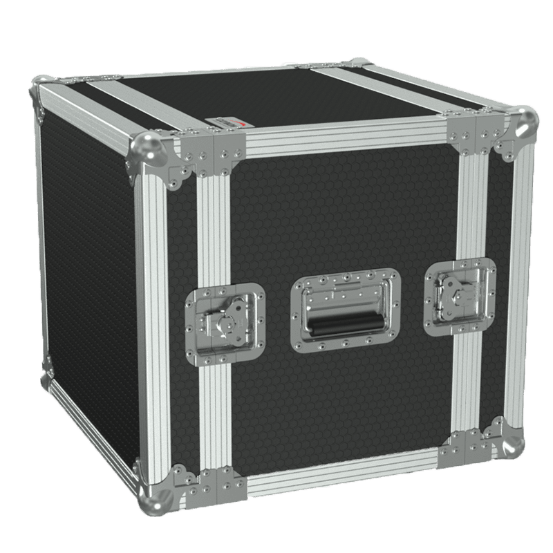 "FCX110 - 19"" flightcase - 10HE - 360mm depth"