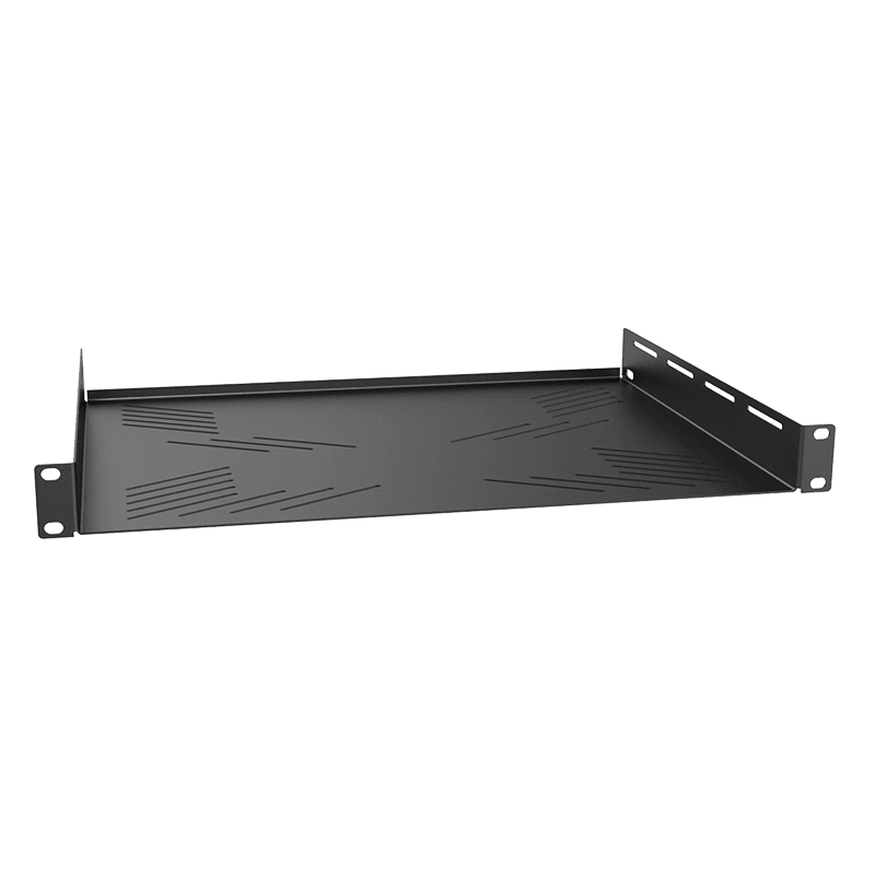"IS110 - 19"" standard shelf  - 1HE"
