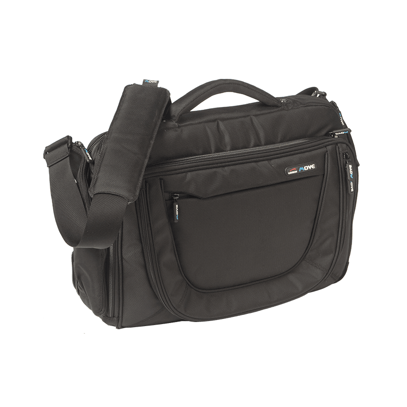 MLP117 - 17 inch messenger bag