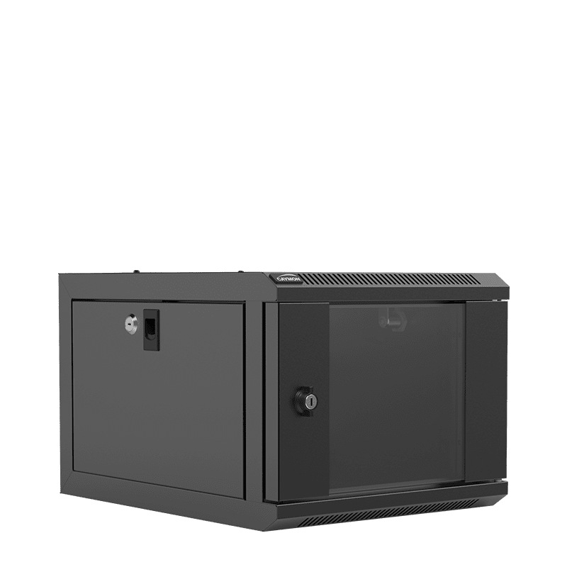"NPR404 - Wall mounted 9.5"" / 10.5"" cabinet - 4 units - 420mm depth"