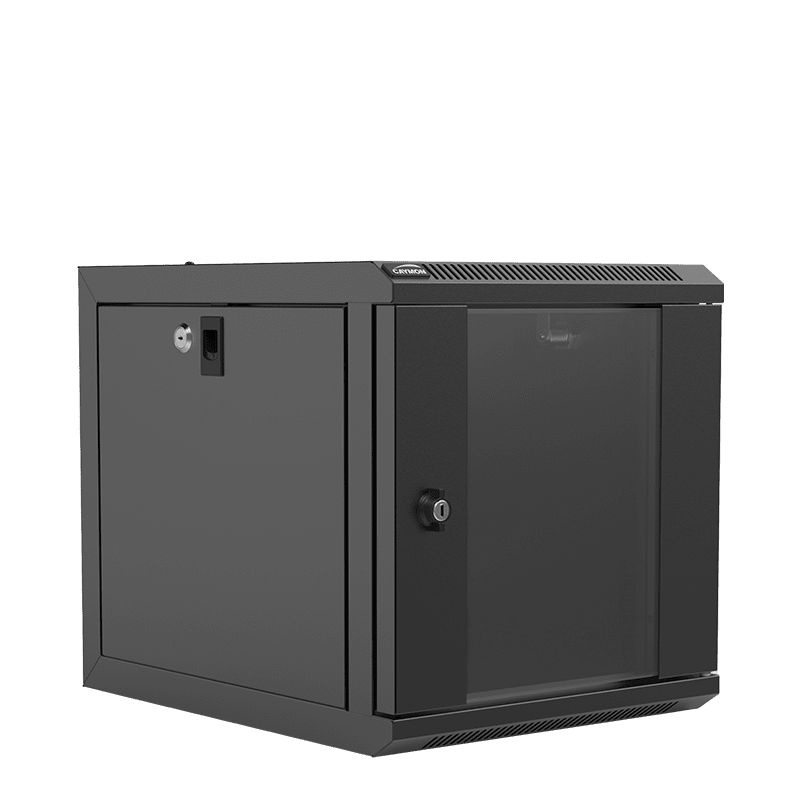 "NPR406 - Wall mounted 9.5"" / 10.5"" cabinet - 6 units - 420mm depth"