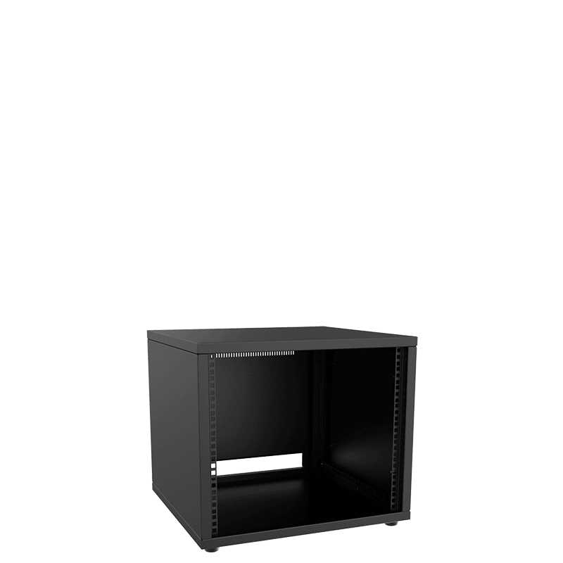 "PR209 - 19"" rack cabinet - 9 units - 500mm depth"