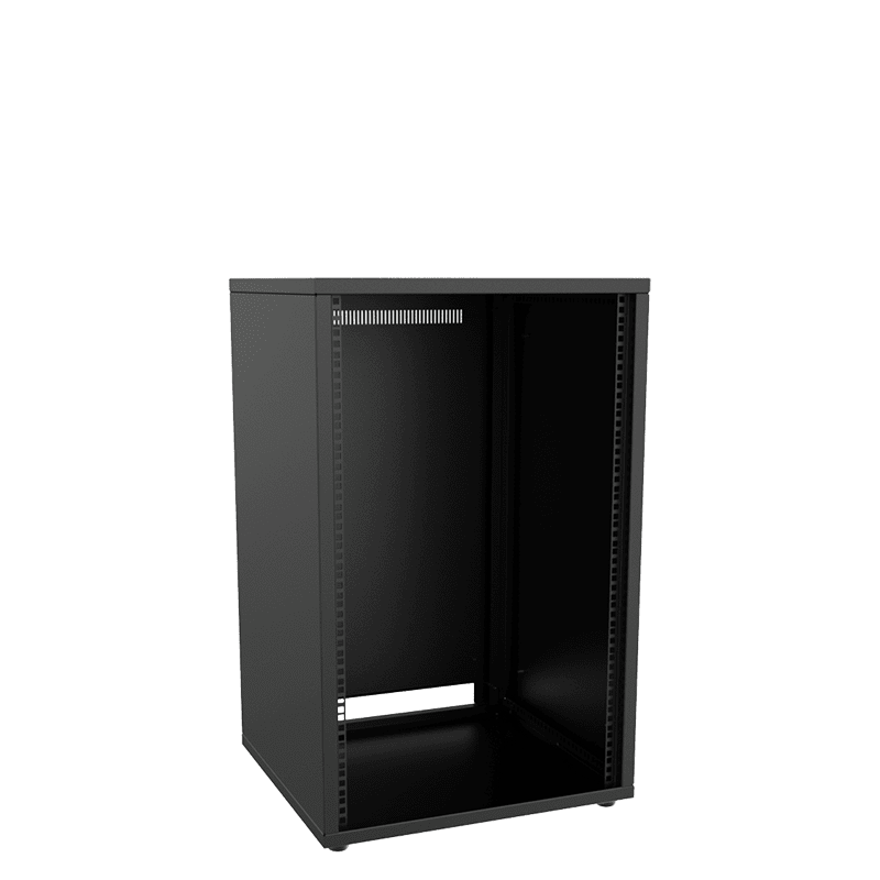 "PR218 - 19"" rack cabinet - 18 units - 500mm depth"