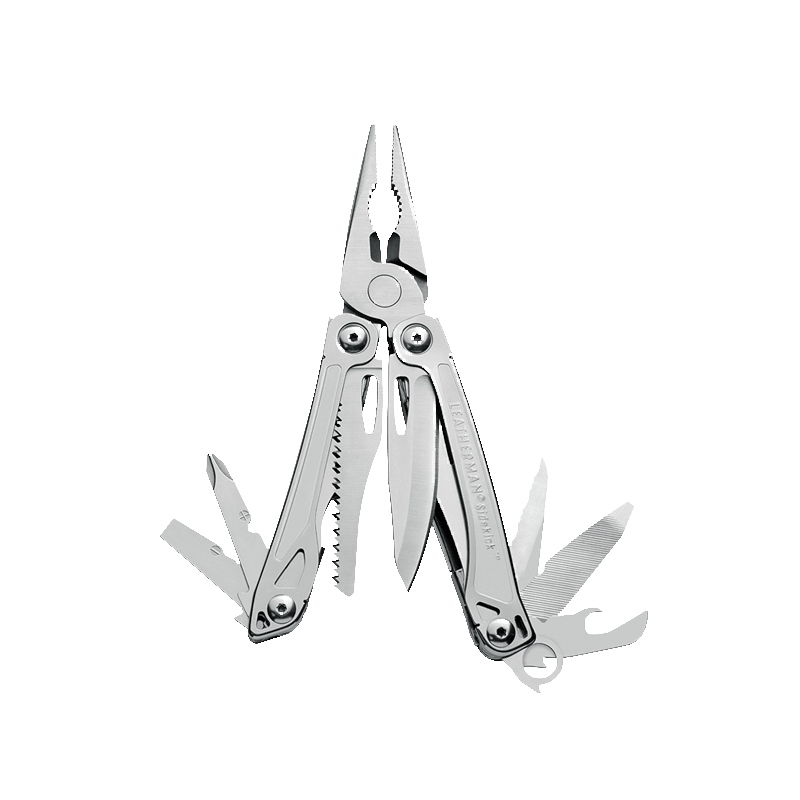 PROMO4090 - CAYMON Leatherman Wingman with logo engraved