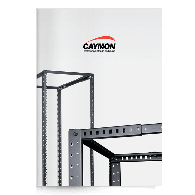 PROMO4100 - CAYMON catalogue V2.0