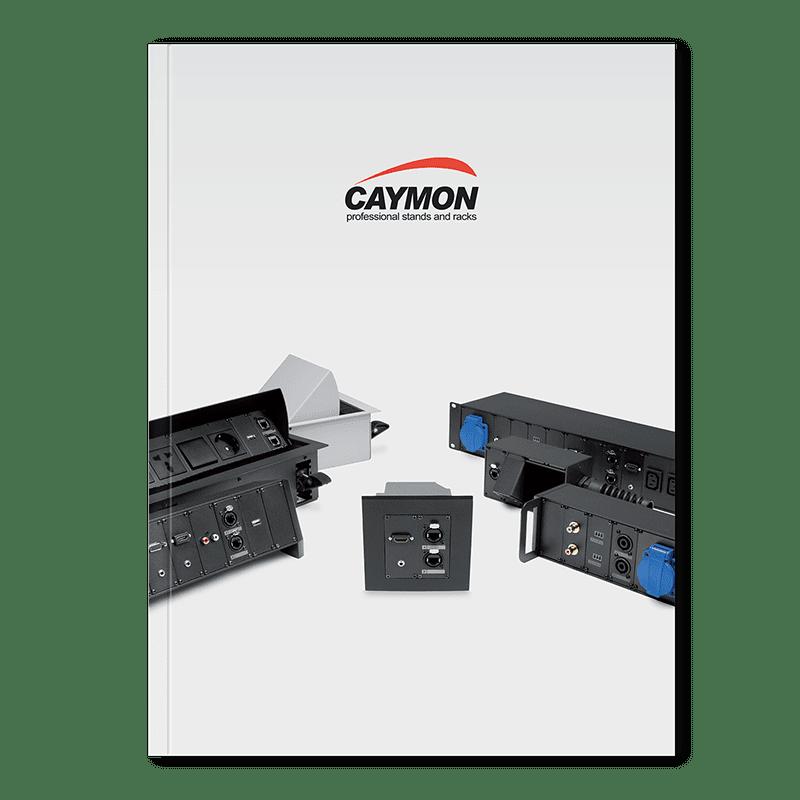 PROMO4202 - CAYMON catalogue V2.2